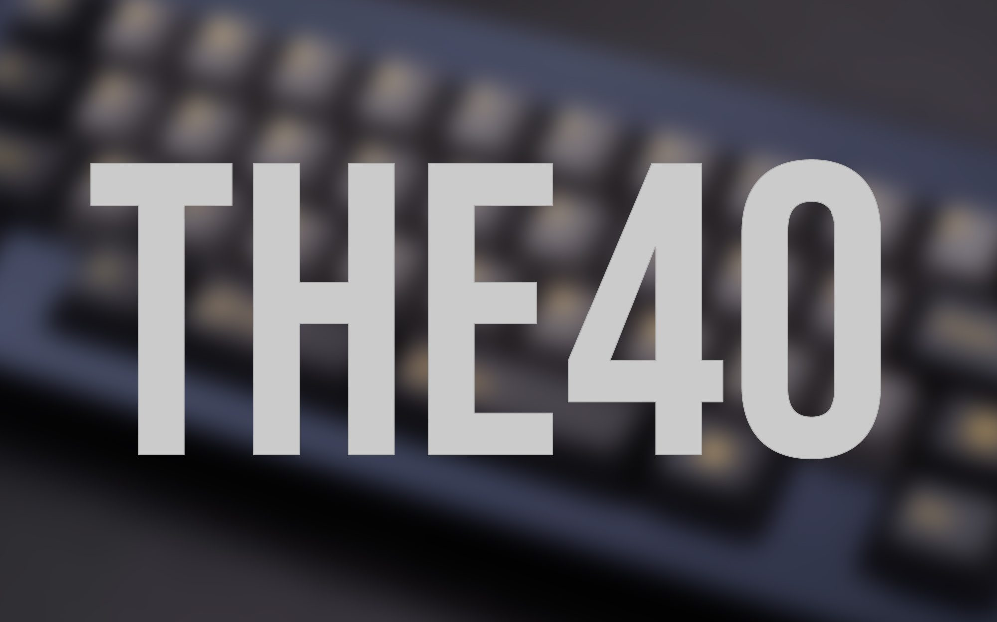 THE40