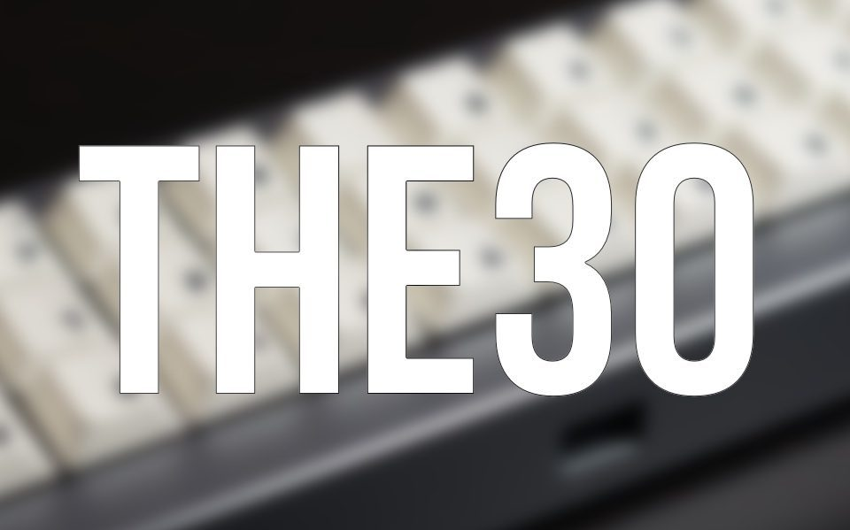 THE30